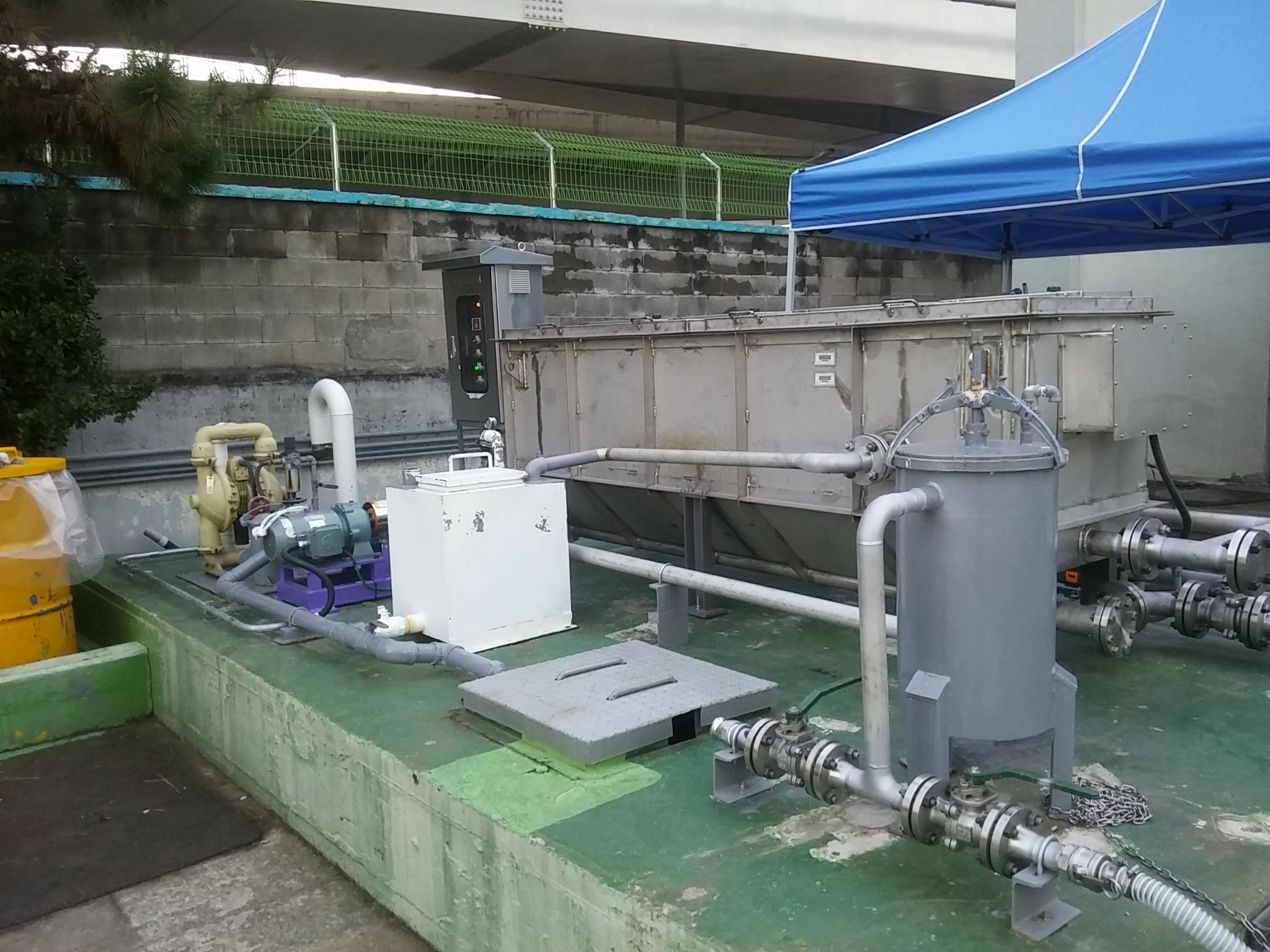 WPS Type (Wave Plate Separator Type)